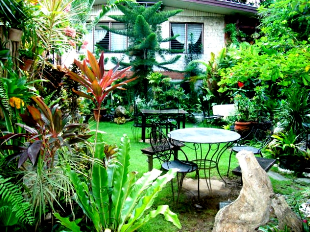 El jardin - Arano