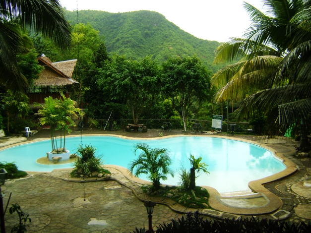 hidden paradise mountain resort