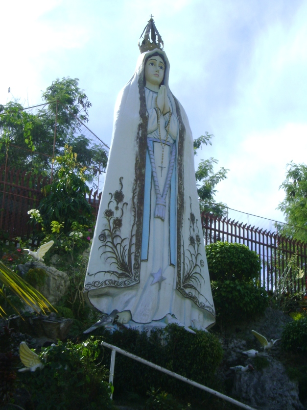 Mama Mary of Simala